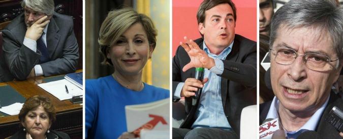 Renzi, da Dorina Bianchi alla Bellanova passando per Errani: il leader Pd prova a stabilizzare governo e partito