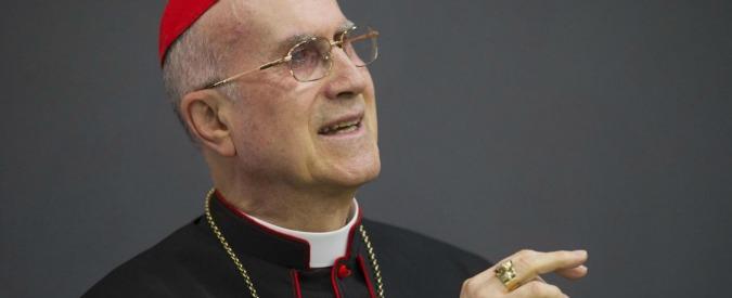 """Bambin Gesù, Bertone: """"Mio è gesto di beneficenza. Contro di me santa alleanza. Su ospedale operazione a mia insaputa"""""""