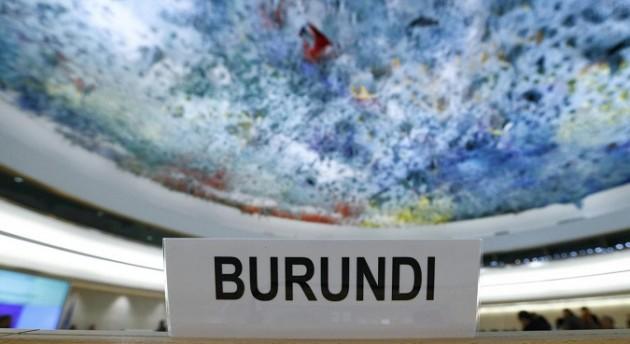 Ginevra, sessione  commissione diritti umani discute la situazione Burundi