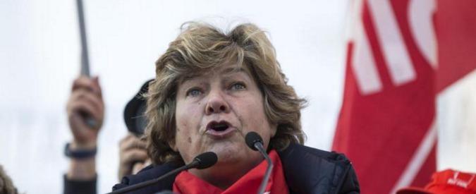 """Cgil, da Francoforte guai per la Camusso: """"Il sindacato ci deve mezzo milione"""""""