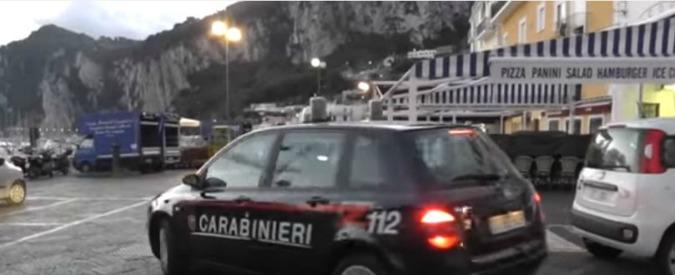 """Tangenti Capri, l'agendina del maresciallo con """"interventi affettuosi"""" a ufficiali e politici: """"Rischio uso per ricattare"""""""