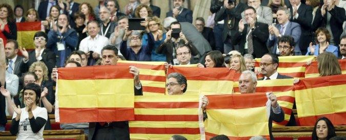 Spagna, Corte costituzionale annulla dichiarazione di indipendenza della Catalogna