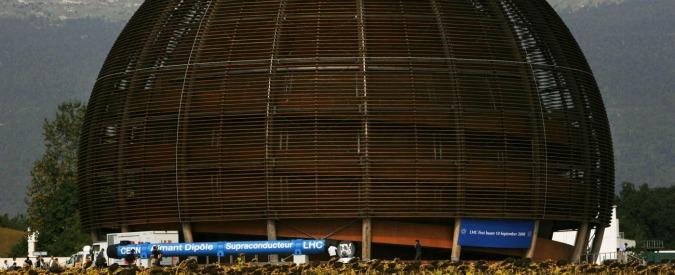 """Cern, """"intravista"""" da Lhc una particella sei volte più pesante del bosone di Higgs"""