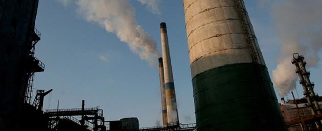 Ucraina: fabbrica chimica altamente inquinante