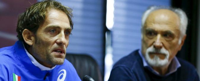 """Doping atletica, presidente Fidal: """"Se condannano Fabrizio Donato mi dimetto"""""""