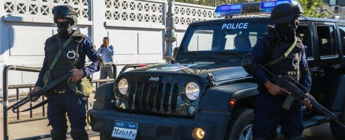Egitto, agguato a sud del Cairo: otto poliziotti uccisi da un commando