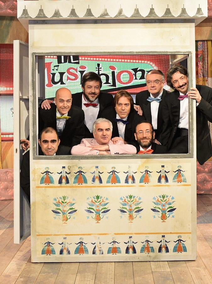 """Elio e le Storie Tese tornano in tv con """"Il Musichione"""""""