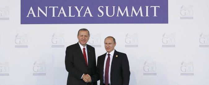 Russia-Turchia, le sanzioni di Mosca costeranno ad Ankara fino a 20 miliardi. E c'è l'incognita forniture di energia