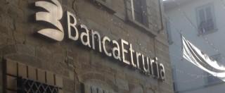 "Banca Etruria, ""indagati i commissari di Bankitalia per abuso d'ufficio"" per vendita crediti deteriorati"