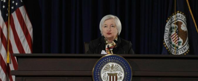 La Federal Reserve alza i tassi dello 0,25% per la prima volta dal 2006. Fine ufficiale della crisi negli Usa