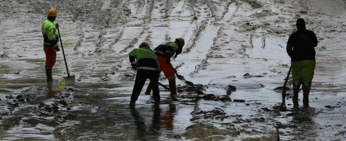 Alluvioni e dissesto idrogeologico, serve uno psicologo?