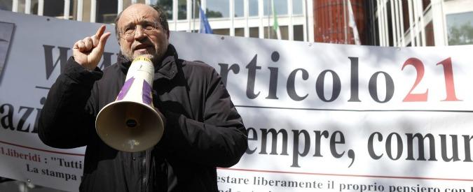 Fnsi, Beppe Giulietti eletto nuovo presidente del sindacato dei giornalisti