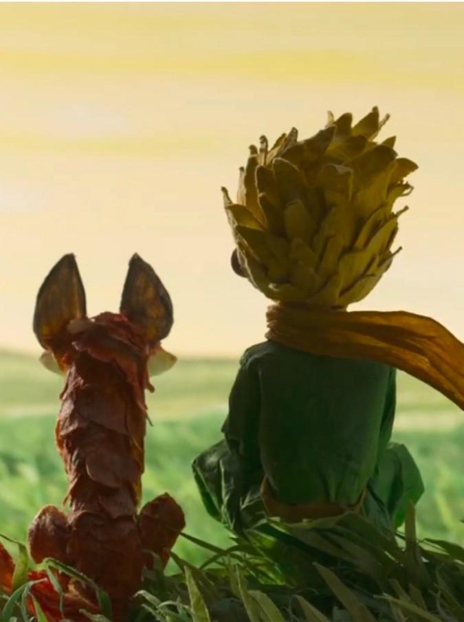 Il Piccolo Principe, choc visivo tra grafica 3D e stop motion del capolavoro di Antoine de Saint Exupery