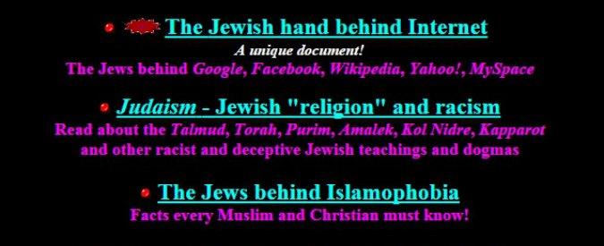 Radio Islam pubblica blacklist di ebrei: Procura di Roma indaga per minaccia e diffamazione