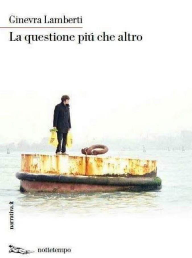 La questione più che altro, Ginevra Lamberti racconta l'antropologia del nuovo precariato