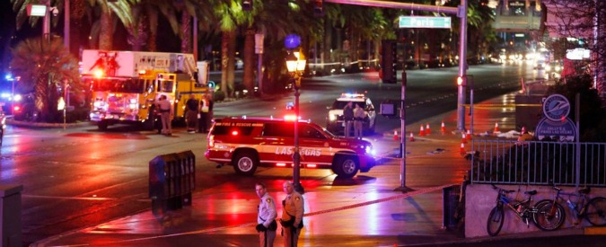 """Las Vegas, auto piomba sulla folla: un morto e 30 feriti. """"Non è terrorismo"""""""