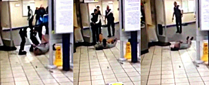 """Londra, aggredisce un uomo nella metro col coltello: """"Ecco cosa succede quando fai lo stronzo con madre Siria"""""""