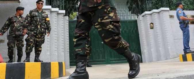 Filippine, ribelli musulmani attaccano un villaggio cristiano: 14 morti