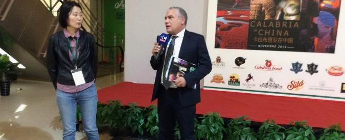 Regione Calabria, 189mila euro per mandare le imprese locali in gita in Cina. Ma fichi e 'nduja non arrivano