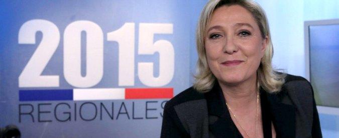 Elezioni Francia 2015, il Front National di Marine Le Pen vincente nei sondaggi. Ma l'incognita è il ballottaggio