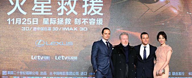 Usa-Cina, al cinema trionfa la collaborazione con Pechino. Politica? No, botteghino