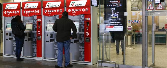Trenitalia, biglietti chilometrici addio da giugno. Si faranno solo online