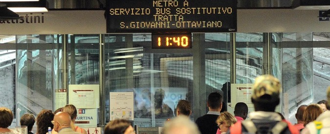 Sciopero metro Roma, dopo l'ultimatum del Garante la Fiom revoca agitazione