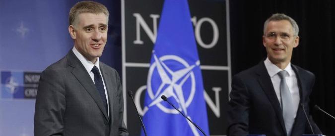 """Nato, sfida alla Russia: Montenegro sarà il 29° membro. Mosca: """"Reagiremo"""""""