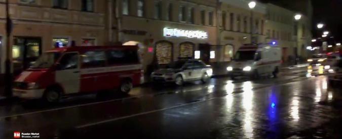 Mosca, bomba artigianale in centro: tre feriti ad una fermata dell'autobus