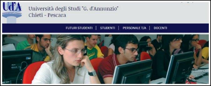 """Università Chieti-Pescara, """"guerra dei lucchetti"""" dell'ateneo per sfrattare il campus sportivo. E il dg finisce indagato"""