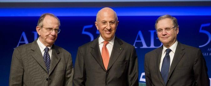 Salva banche, Bankitalia ha favorito la vendita dei bond rischiosi che ora vuol vietare. Pure quelli della Cassa di Patuelli