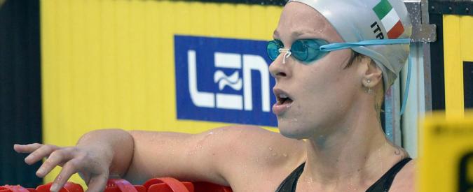 Europei nuoto, Federica Pellegrini vince la medaglia d'oro nei 200 stile libero