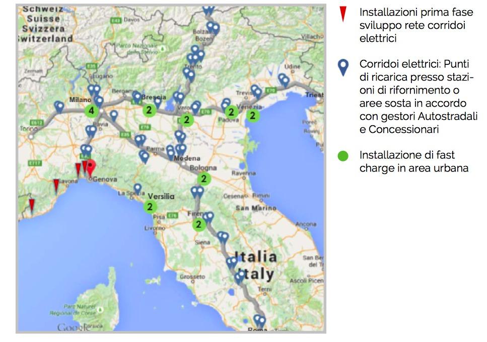 piano sviluppo Spin8 in Italia