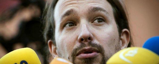 Spagna, leader Podemos sospende le trattative con Sanchez per governo di coalizione