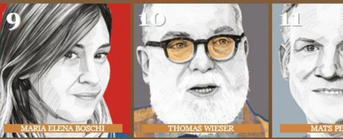 """Classifica di """"Politico.eu"""", Boschi tra le 28 personalità più influenti d'Europa"""