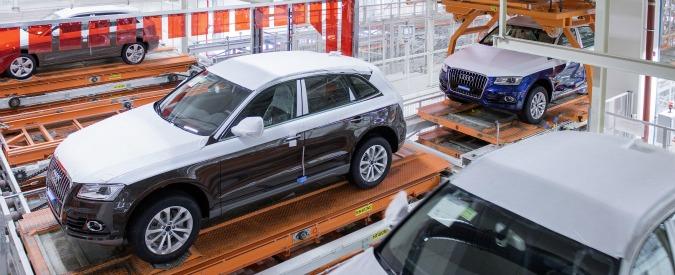 Mercato auto europeo, novembre +13,7% Volkswagen perde quote di mercato