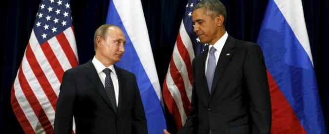 """Putin: """"Lavorare con Obama è stata dura. Con Trump vogliamo normalizzare le relazioni"""""""