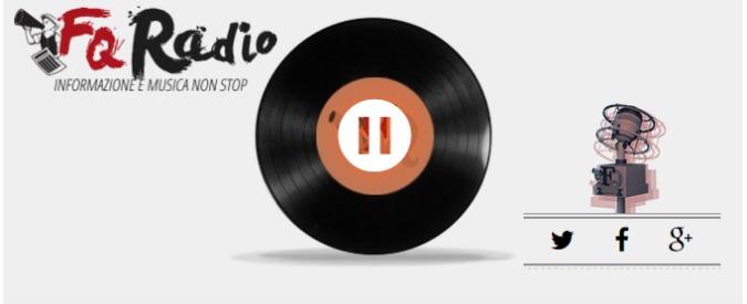 FQ Radio, nasce la web radio de Ilfattoquotidiano.it: musica, notizie, rubriche. E sperimentazione