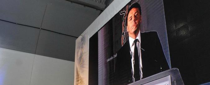 """Renzi: """"Italia, la svolta c'è stata. Il Paese non è più incagliato nelle secche"""""""