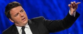"""Renzi: """"Ora in pista per diritti civili: ius soli, coppie di fatto e Terzo Settore"""""""