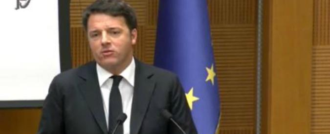 """Renzi: """"Se perdo il referendum sulle riforme vuol dire che ho fallito. Ma nel 2015 politica batte populismo 4-0"""""""