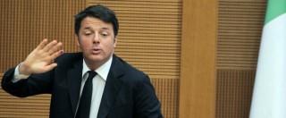 Governo Renzi, altro che gufi, è la politica del suo esecutivo che rischia di affossarci