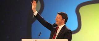 """Leopolda, Renzi: """"E' buona politica, ma giornali parlano d'altro"""". Fnsi: """"Li mette alla berlina come Berlusconi e Grillo"""""""