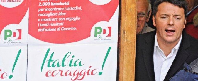 """Pd, banchetti di """"Italia coraggio"""" per ricompattare il partito. Boschi su Bassolino: """"Candidati non sono priorità"""""""