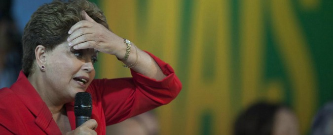 Brasile, Dilma Roussef rischia la poltrona per i conti pubblici truccati