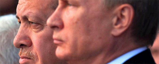 Tensione fra Mosca e Ankara: nave russa esplode colpi di avvertimento contro peschereccio turco