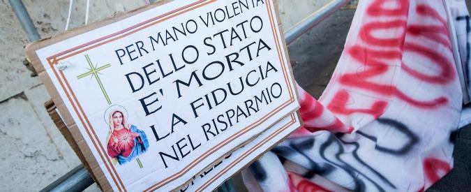 Risparmio tradito, il minimo sindacale che Bankitalia e Consob non hanno fatto nelle 4 salvate e nelle popolari venete