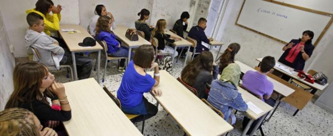 """Buona Scuola, i prof la bocciano in un sondaggio. """"Per l'81% non migliorerà l'insegnamento"""""""