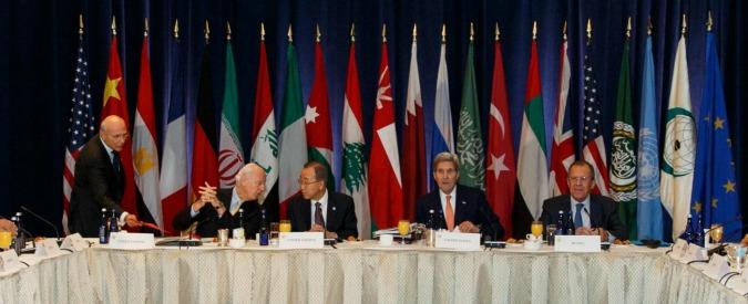 Siria, Onu approva risoluzione per negoziati di pace. Nato dà via libera per l'invio di mezzi in difesa della Turchia