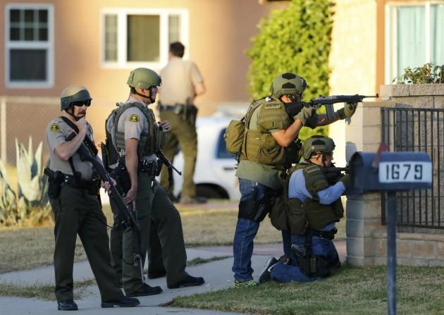 Sparatoria a San Bernardino: 14 vittime